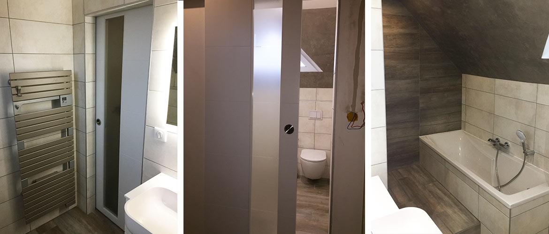 Illustration Salle de bain à Strasbourg