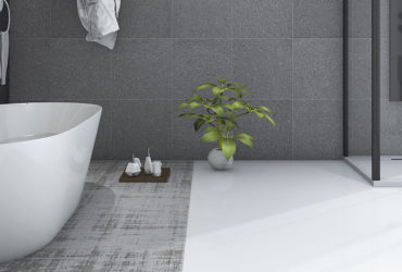 installation de salle de bain design et contemporaine