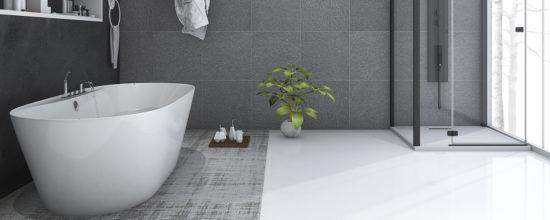 Installation de salles de bains design