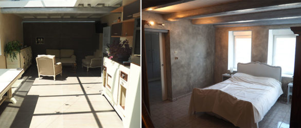 Illustration Rénovation d'intérieur à Fréconrupt