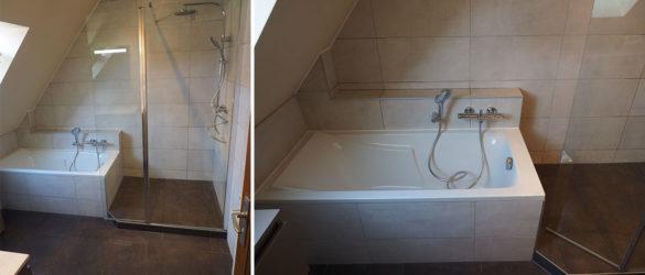 Illustration Rénovation d'une salle de bain à Eckwersheim