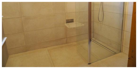 Illustration Rénovation d'une salle de douche à Hoerdt