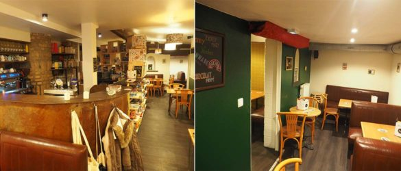 Illustration Rénovation complète d'un bar à Strasbourg