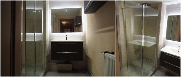 Illustration Rénovation d'une salle de bain à Strasbourg 67