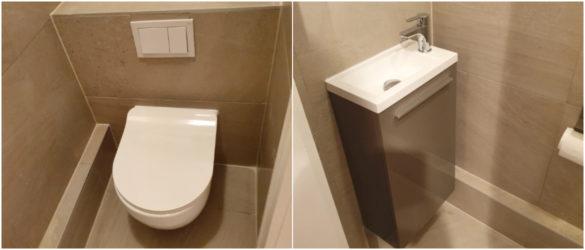 Illustration Rénovation de WC à Strasbourg