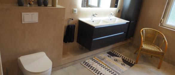 Illustration Rénovation de salle de bain à Strasbourg 67
