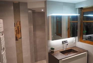 étapes rénovation salle de bain