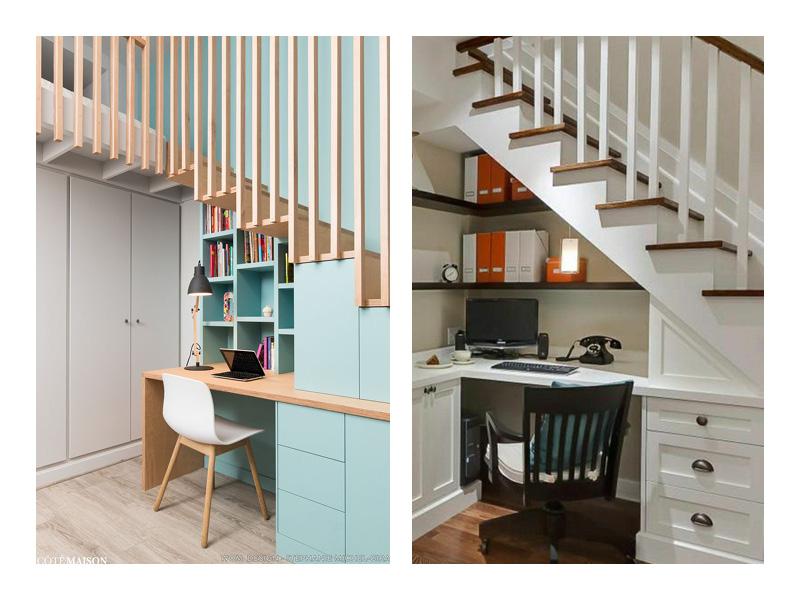 aménager bureau petit espace