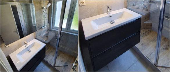 Illustration Rénovation salle de bain à Hoenheim près de Strasbourg