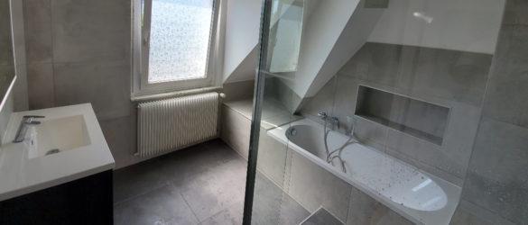 Illustration Rénovation de salle de bain à Strasbourg