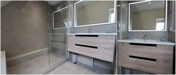 Illustration Rénovation de salle de bain à Eckbolsheim