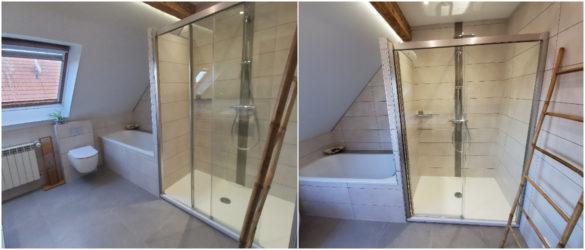 Illustration Rénovation de salle de bain à Entzheim