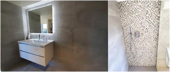 Illustration Rénovation d'une salle de bain à Illkirch