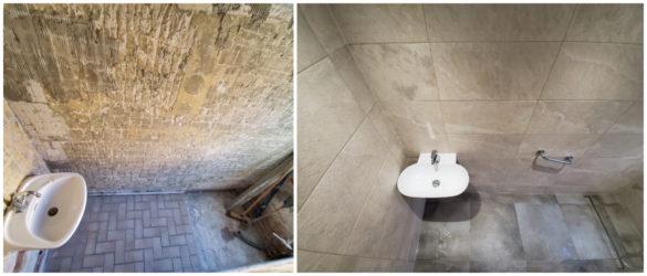 Illustration Rénovation de salle d'eau à Schiltigheim-Alsace