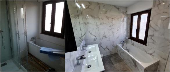 Illustration Rénovation de salle de bain complète à Reichshoffen
