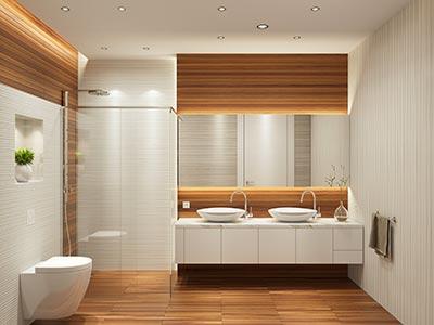 aménagement salle de bain la wantzenau