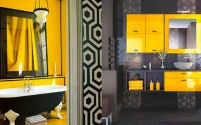 Salle de bain design dans le Bas-Rhin