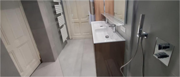 Illustration Rénovation salle de bain à Strasbourg (Bas-Rhin)