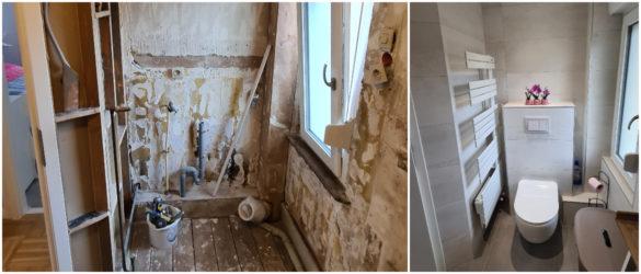 Illustration Rénovation de salle d'eau à Erstein