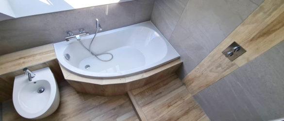 Illustration Réhabilitation d'une salle de bain à Eschau